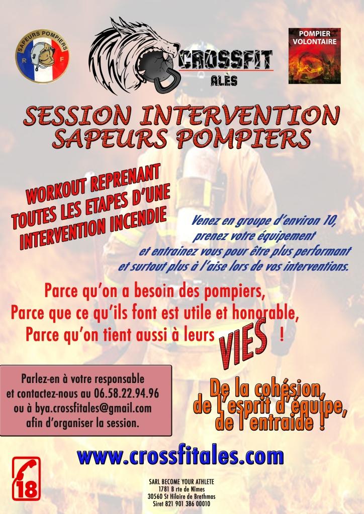 session-pompiers
